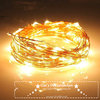 100LED wire light chain with remote control